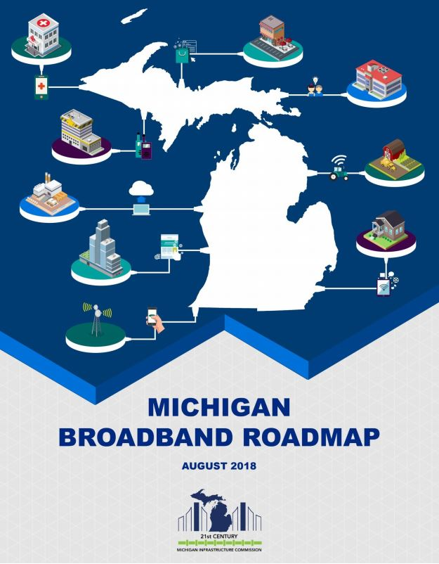 Michigan Broadband Roadmap - August 2018