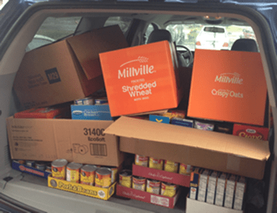 'Feed the Need' Food Drive Featured Image