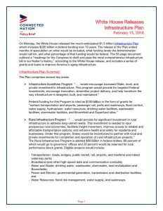 thumbnail of Policy-Brief-WH-Infrastructure-Plan_Final-1