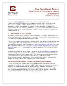 thumbnail of CN Policy Brief- Nov FCC Meeting_Final