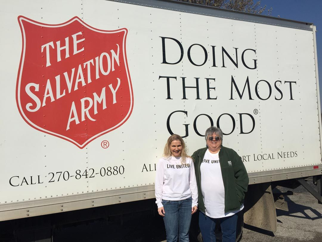 CN and the Salvation Army Featured Image