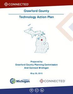 thumbnail of crawford_county_michigan_technology_plan_finalv1