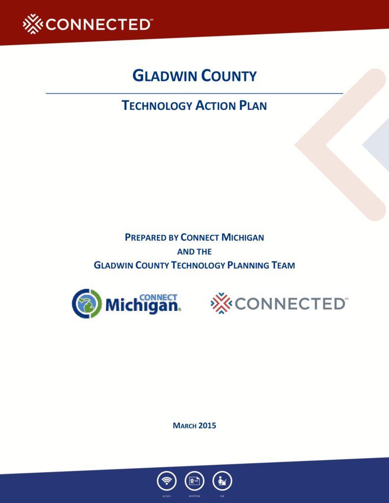 thumbnail of gladwin_county_michigan_technology_action_plan_final